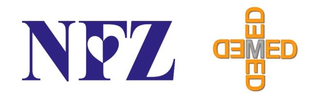 Demed-Łomża-NFZ-logo