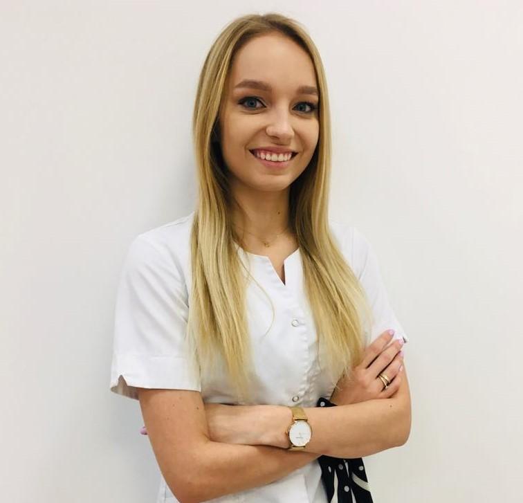 lekarz stomatolog Joanna Trzcinka-Guźlińska