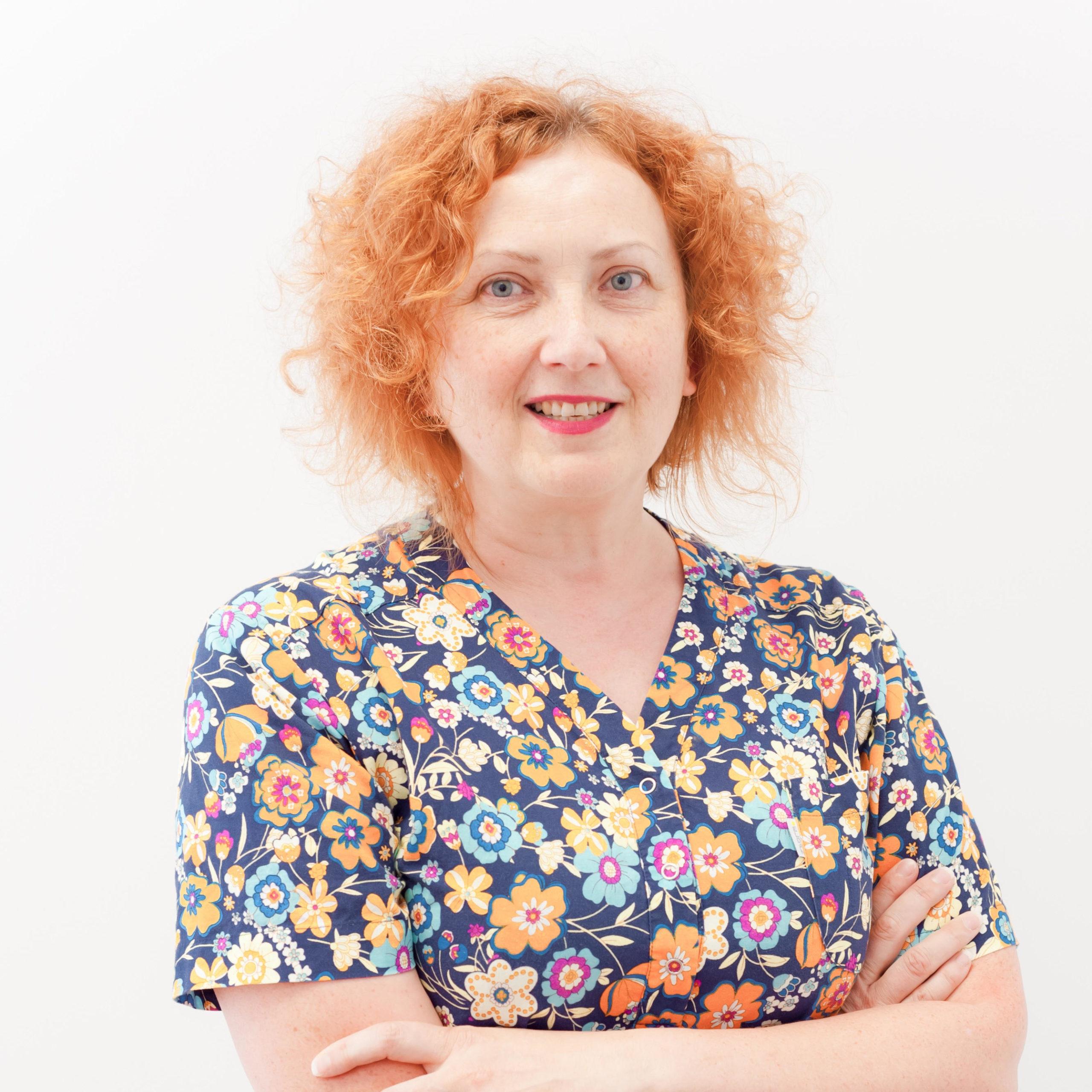 higienistka stomatologiczna Marzena Lipińska