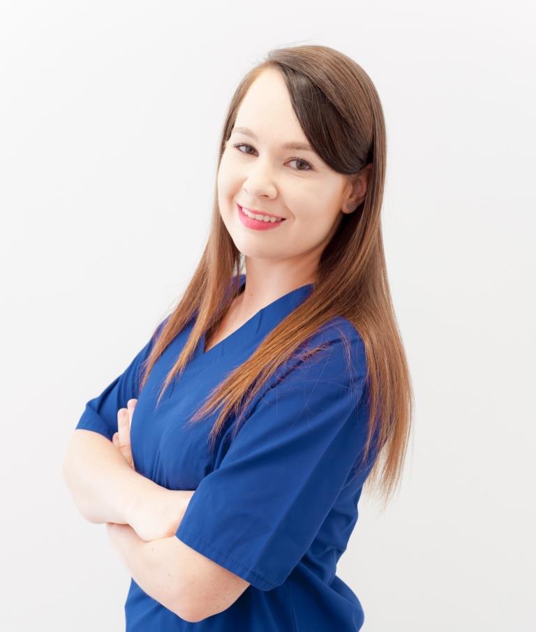 asystentka stomatologiczna Milena Zaciek